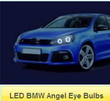 LED BMW Angel Eye Bulbs