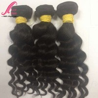 virgin brazilian loose curl hair