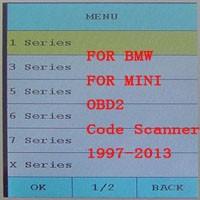 for bmw obd2 code scanner