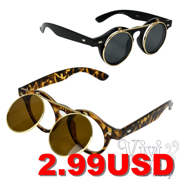 2014-New-Fashion-Mens-Women-Black-Round-Sunglasses-Polarized-Leopard-Vintage-Sunglasses-Fashion-Black-Round-Glasses