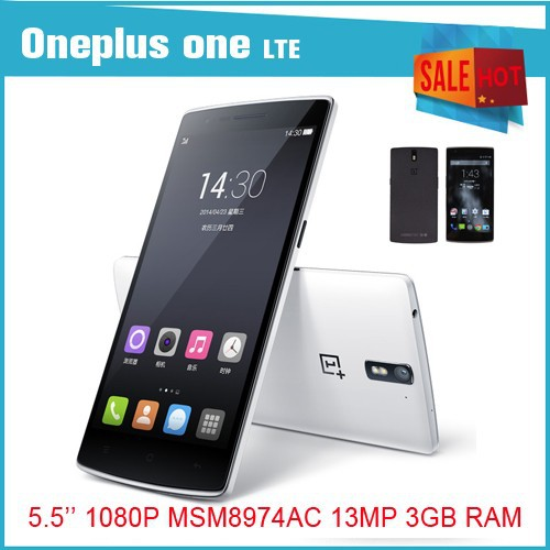 Oneplus one 3GB RAM phone 18