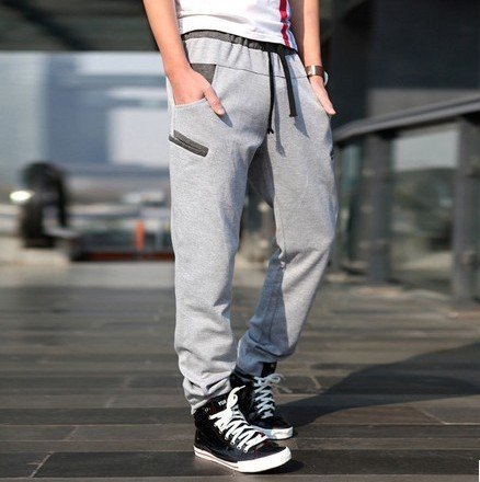 Free-Shipping-Newest-Unique-Design-Pants-For-Men-Korean-Cool-Harem-Pants-Fashion-Slim-Fit-Sport