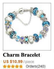 GG61 charm bracelet