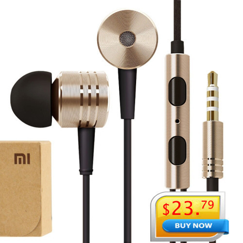 Xiaomi Earphones-1