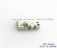 Love 10pcs Floating locket Charm Fit floating locket charm Free shipping FC1037