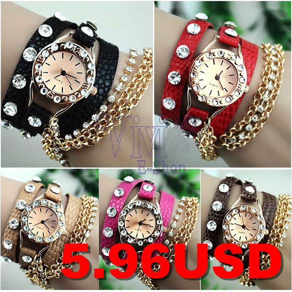New-Fashion-Wrist-Watches-Latest-Popular-Sparkling-Rhinestone-Long-Leather-Sling-Chain-Quartz-Wristwatches-Women-6
