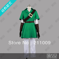 La leyenda de Zelda enlace cosplay