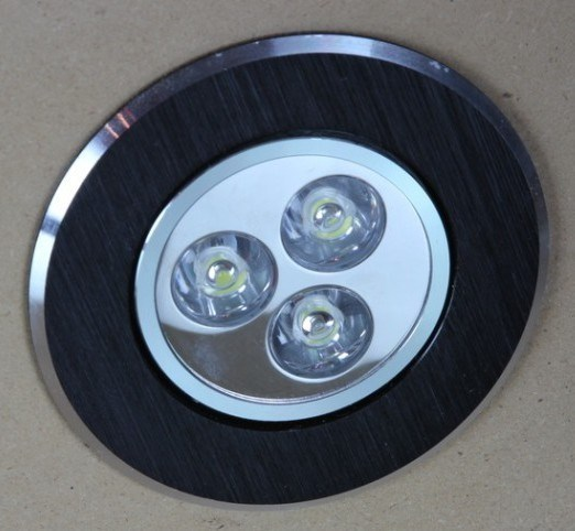 Dimmable 3W LED downlights