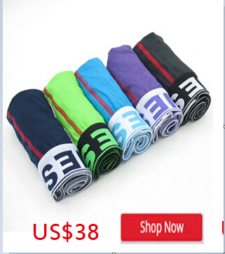 Free shipping High quality Brand underwear mens boxers Men's Underwear calzoncillos cueca calzoncillos hombre slips