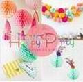 30CM-Honeycomb-ball-Honeycomb-lantern-paper-flowers-honeycomb-lantern-pendant-paper-garland-Wedding-supplies-holiday-decorations