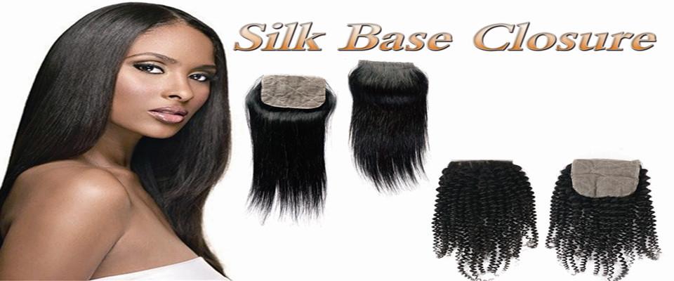 silk base closure