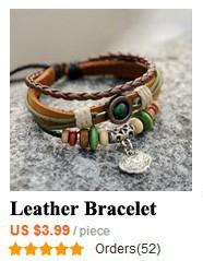 Leather bracelet HW431