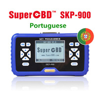 [SKP900 Manufacturer] Portuguese,Free Update, unlimited Tokens, OBD2 Auto Key programmer PIN code Reader SKP-900 Car Key tool