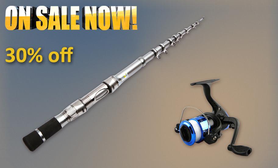 fishing rod promotion