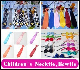 7 children's necktie,bowtie
