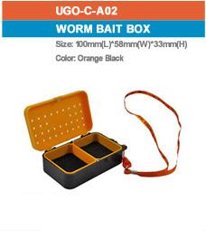 UGO-C-A02 WORM BAIT BOX