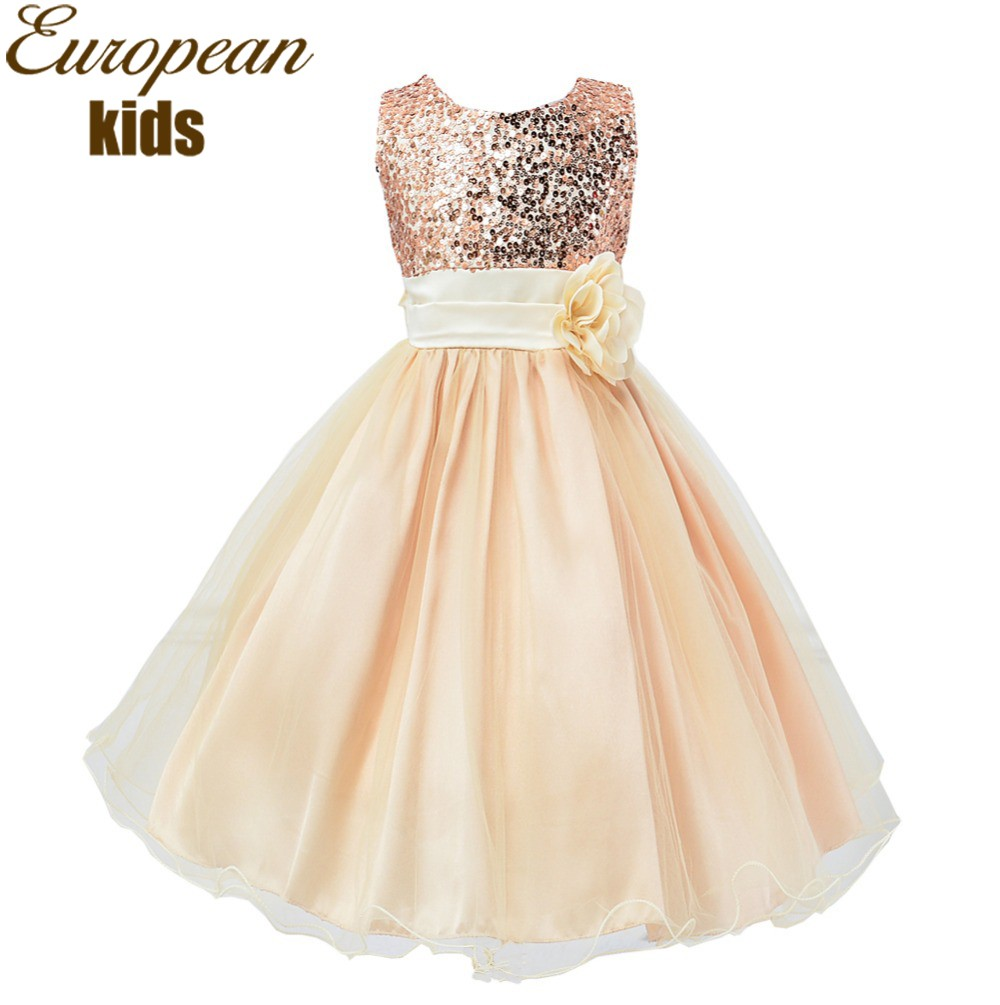 Girls-Dress-Summer-2016-Princess-Dress-Girl-Wedding-Kids-Clothes-Gold-Sequined-Kids-Dress-for-Girls