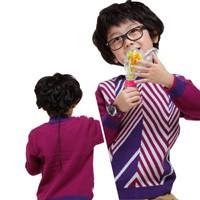 New-Arrival-2014-Autumn-Winter-Children-Boy-Sweaters-Size-90-130-cm-Striped-O-neck-Cotton