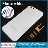 open-d  matte white color housing (185)