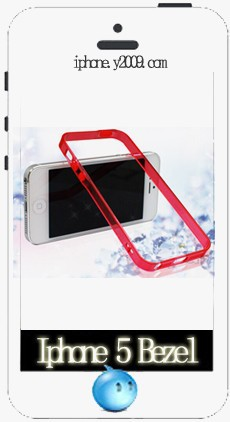 Iphone 5 bezel