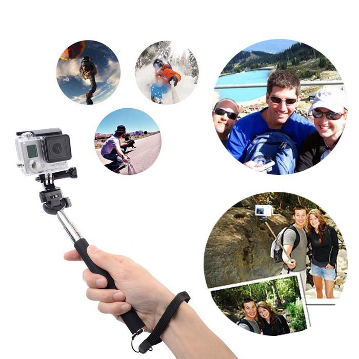 2014-Hot-Sale-Extendable-Handheld-Telescopic-Monopod-Tripod-Adapter-For-Gopro-Hero-3-2-Sport-camera