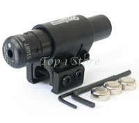 wholesale 650nm Red Laser Sight with QQ Scope Cliper Fit Bow Mount Hunting Products free shipping