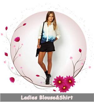 Ladies Blouse&Shirt