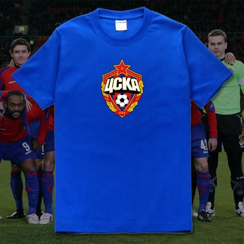 FC CSKA Moscow logo 1blue