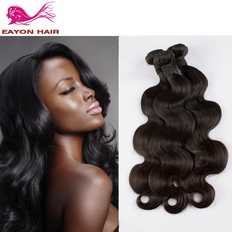 Mslynn Brazilian Body Wave Hair 100 Human Hair 3 Bundles