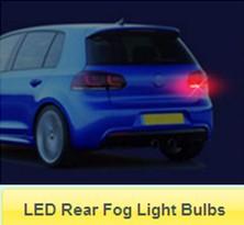 LED Rear Fog Light Bulbs