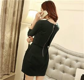 zhutu women long dress (3)