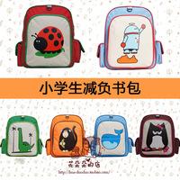 Primary school students school bag burdens child cartoon animal  school bag backpack Children's Gifts