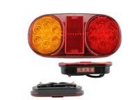 truck taillights