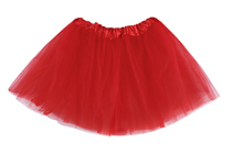fluffy tutu skirt girl