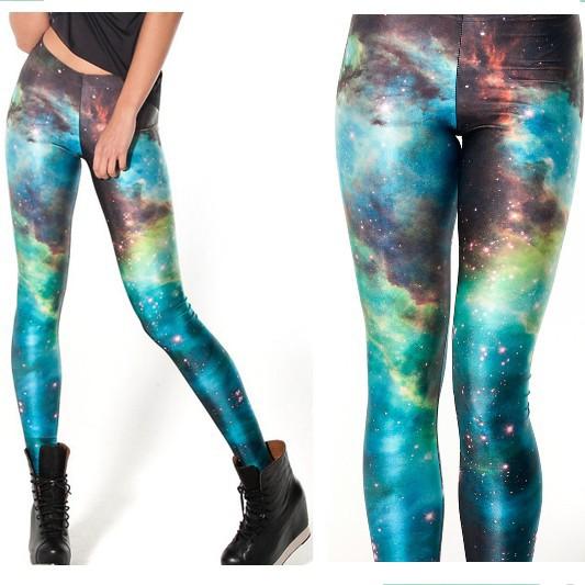 Galaxy-Leggings-Fashion-Space-Universe-Pattern-Digital-Print-Women-Leggings-Skinny-Pants