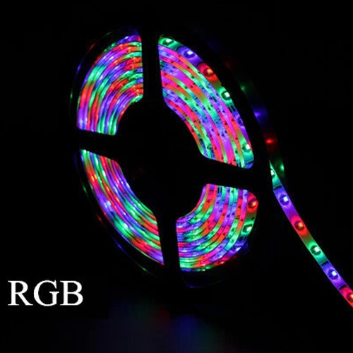 High-Quality-5M-Non-Waterproof-RGB-5050-SMD-60-LEDs-M-LED-Strip-String-Flexible-Light