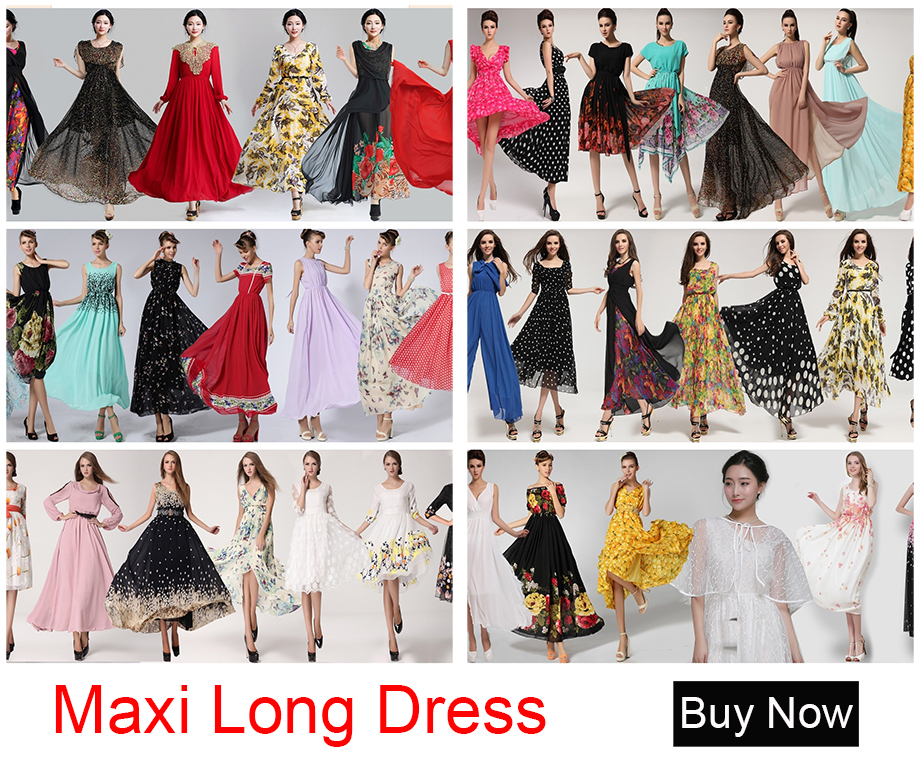 Maxi Long Dress 920
