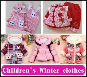 4 children's winter clothes