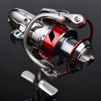 2015 Full Metal Fishing Reels 12BB Ball Bearings Type Reel Anti seawater Left Right Hand Interchangeable Spinning Reel Free Ship