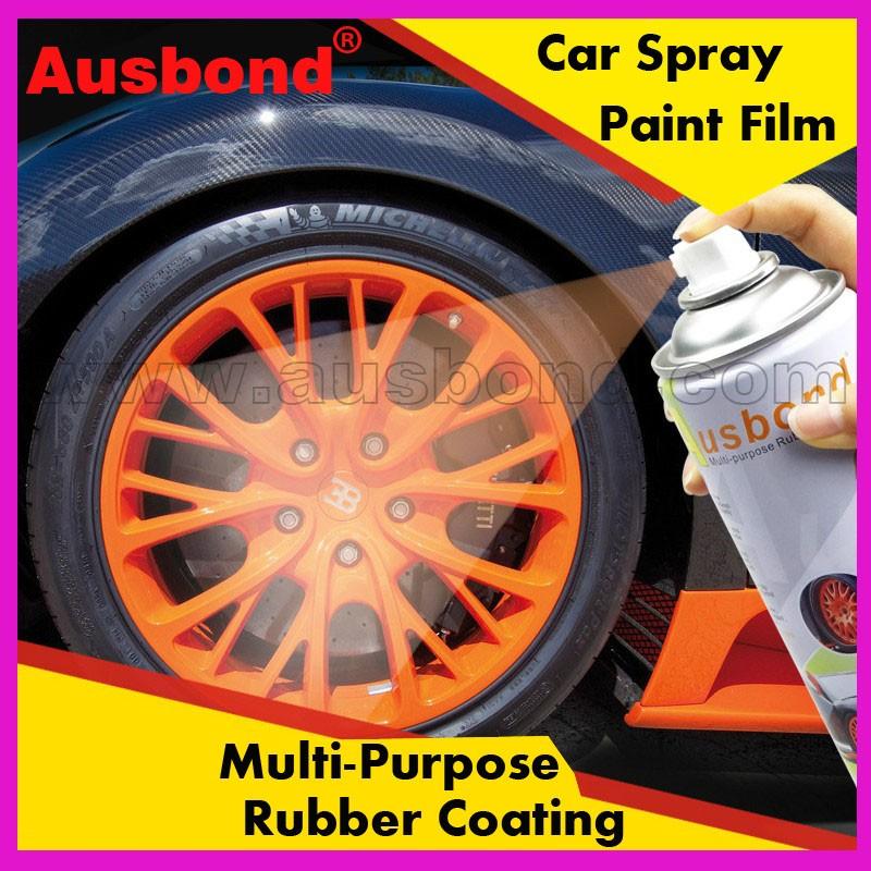 Ausbond Car Spary Paint Film2