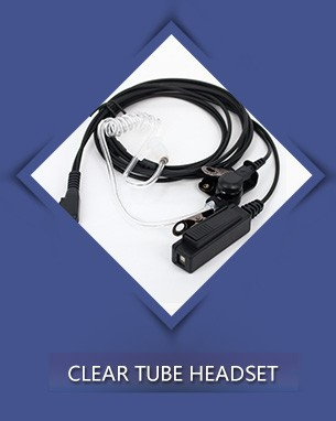 Featured Products tube earpiece