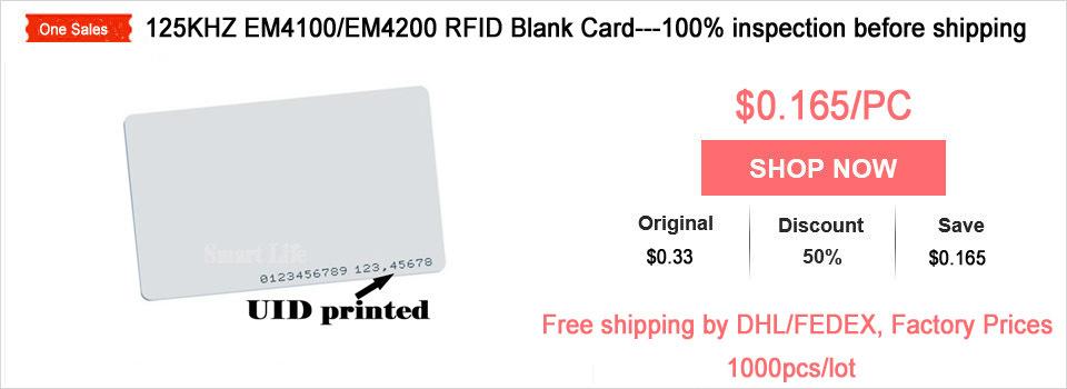TK4100 BLANK CARD