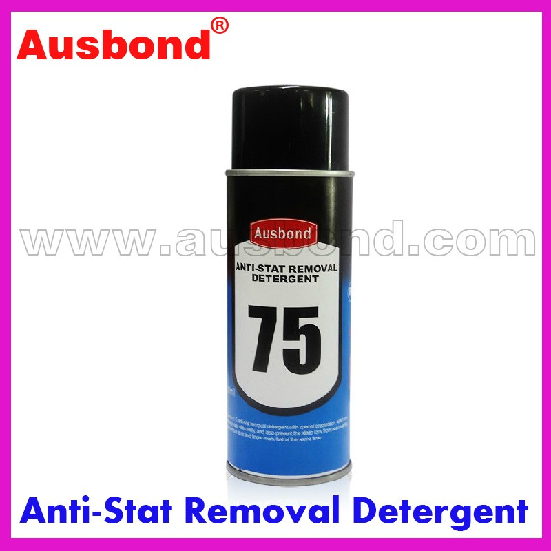 anti stat removal detergent
