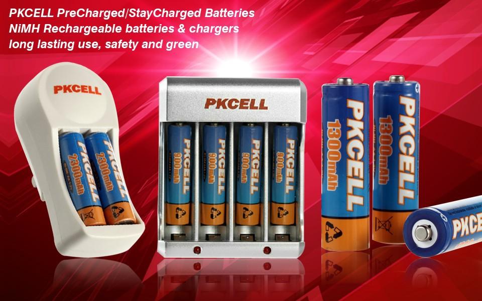 Rechargeable Batteries NiMH Ni-MH Rechargeable Akku