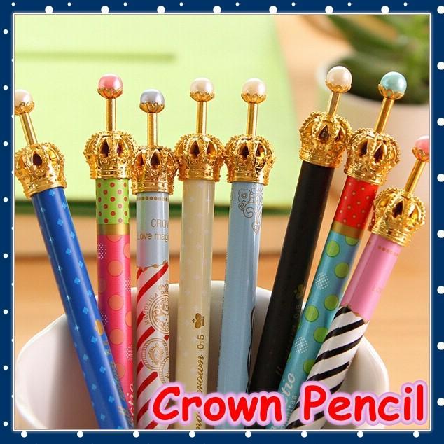 Crown Pencil
