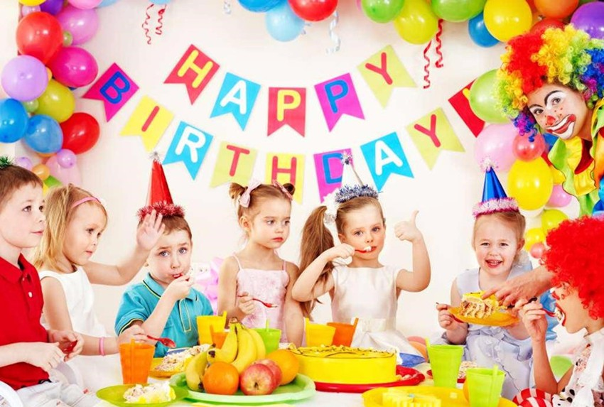 Организовать детский праздник день рождения