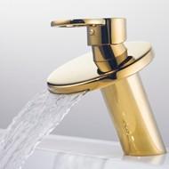 waterfall bathoom faucet 2