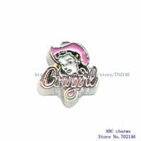 Free Shipping wholesale  New Style 10pcs  Floating locket Charms FC1218 Fit Glass Floating Locket