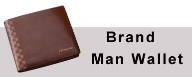 brand man wallet
