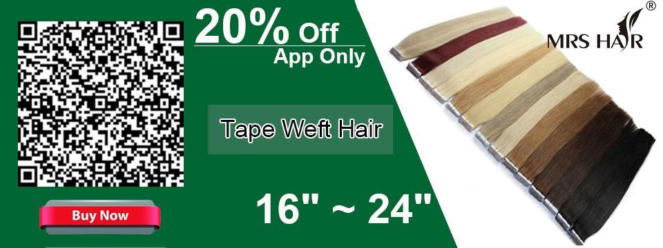 tape-hair